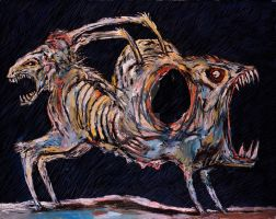 The Beast Hungers by CliveBarker