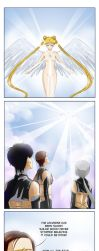 Sailor Moon: Cut scenes 3 by alexielart