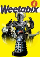 Weetabix Doctor Who tribute by jlfletch