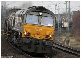 My first ever Class 66 shot by shenanigan87