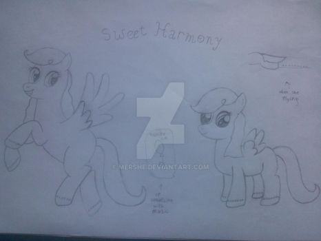 Sweet Harmony by mershe