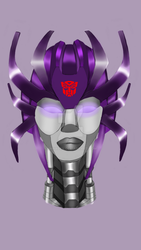 WIP G1-STYLE FEMALE AUTOBOT REDUX by OnyxPen