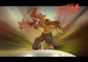 TeenWolf by Javas
