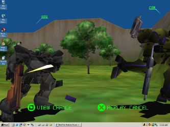 Armored Core Ownage by AceDarkfire