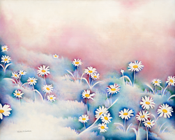 Field of Daisies II by RicArtt