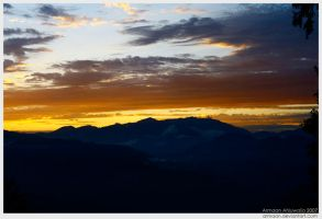 07 Kailash Sunset by armaan