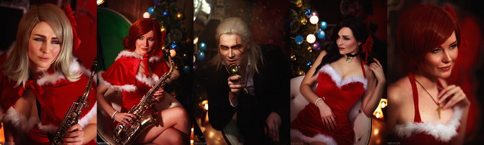 The Witcher - Christmas by MilliganVick