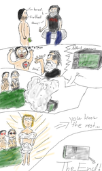 The Creator 3000 [Crappy-Comic] by LowResArt