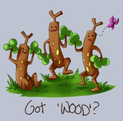 Got Wood? by br3nna