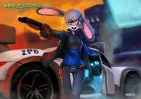Neo Zootopia by Adry53