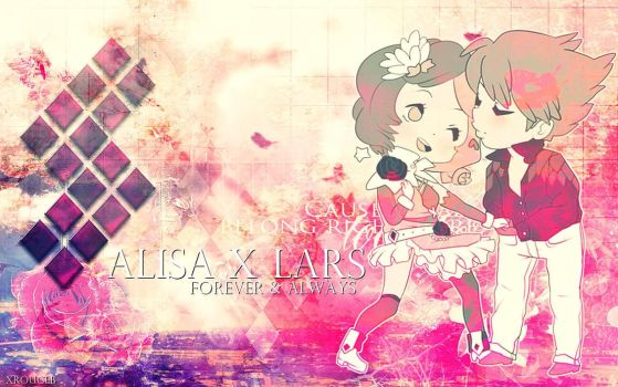 Alisa X Lars - Forever and Always by MissAdaWong