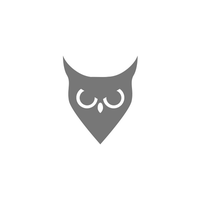Owl Vector Logo by PoultryChamp