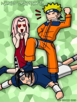 Naruto Triumphant finished by taneel