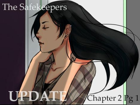 The Safekeepers : Chapter 2 Pg 1 by AHcomicmagic