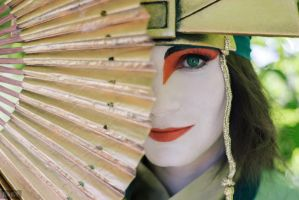 Avatar Kyoshi 1 by Aoime