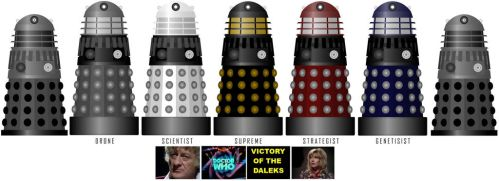 Classic Doctor Who does 'Victory of the Daleks' by DoctorWhoOne