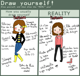 Draw Yourself meme by KarlaVH