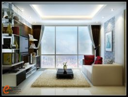 Living Room  TA by cuanz