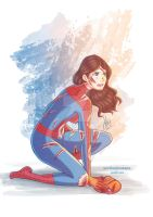 Spidey!Beca .crossover by sexyfairy