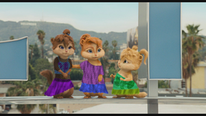 Chipettes custom outfits by ubidragon