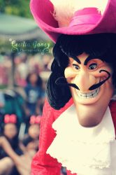 Captain Hook by ceciliay