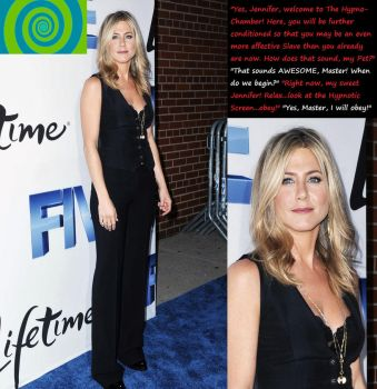 Jennifer Aniston: Further Conditioning! (2) by HypnoHunter