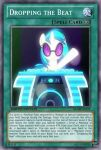 Dropping the Beat (MLP): Yu-Gi-Oh! Card by PopPixieRex