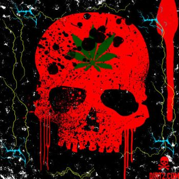 Weedskull by No0dl3