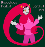 Bard of Ritz by limecakey