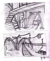 GameDesign '09 - MaxiMine: tunnel1 by JanTuts