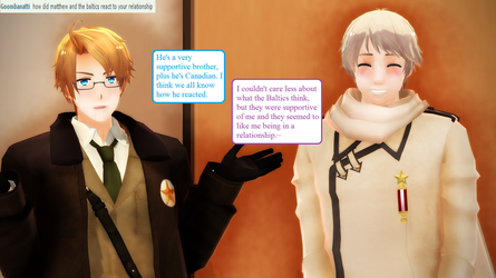 Ask RusAme Question 18: Canada and Baltics by MMD-AskRusAme
