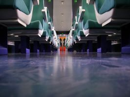 Train_from the floor by zed29