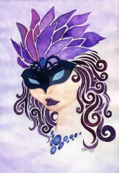 Lady Masquerade by MissPoe