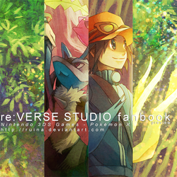 re:PLAY - Pokemon X preview by ruina