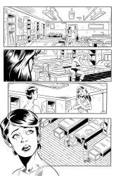 St. Fran inks pg.4 by HillmanArts