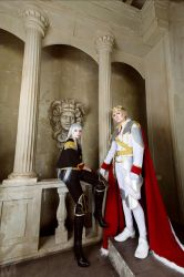 General and Prince by LucreciaBorja