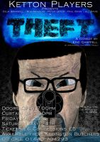 Theft - Play Poster by marcony