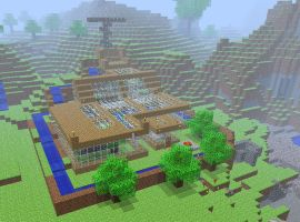 MineCraft House by Sero-Cheat