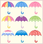 Umbrellas by sosogirl123
