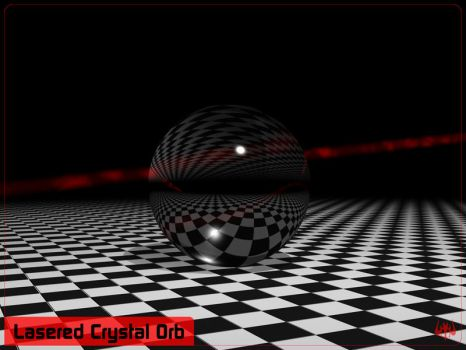 Lasered Crystal Orb Reprise by skizo