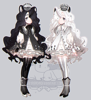 Kittycorn Twin Pearls OTA [closed] by BabyPippo