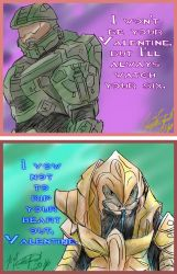 Halo Valentine by tcat