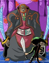 Ganondorf from Wind Waker by Marvin000