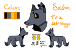 Seishin ref by Freezeash