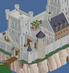 Working in a castle 3 by daporta