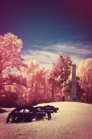 Vicksburg in Infrared by Andross01