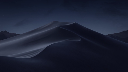 macOS Mojave Wallpaper by dzutrinh