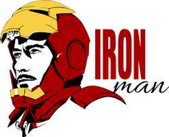 Tony (Iron Man) by Mad42Sam