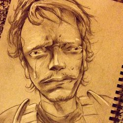 Theon Greyjoy by BoKaier