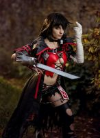 Velvet Crowe - Tales of Berseria by KICKAcosplay